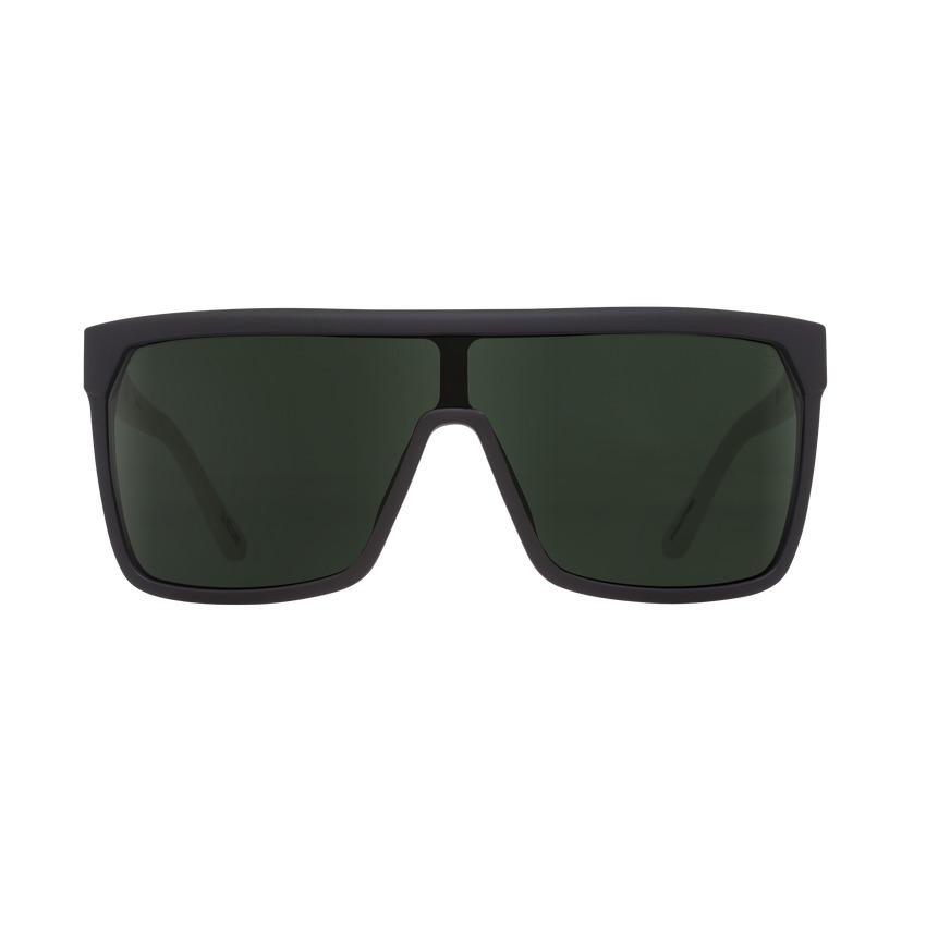 06f8f94b023 Spy Flynn Matte Ebony Ivory - Grey (Happy Lens Update!!) Sunglasses