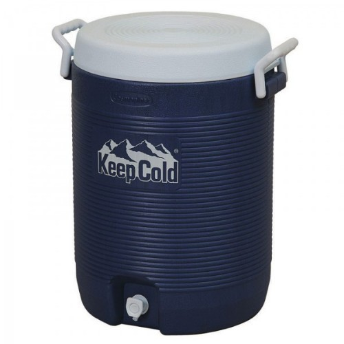 Keep Cold Water Cooler With Side Handle