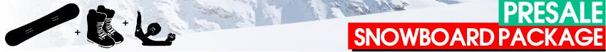 Snowboard Presale
