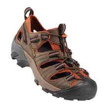 Keen Arroyo II Men's Sandal - Black Olive/Bombay Brown