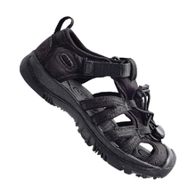 Keen Kanyon Youth Sandal - Black