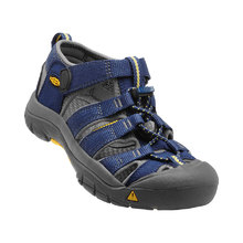 Keen Newport H2 Youth Sandal - Blue Depths Gargoyle