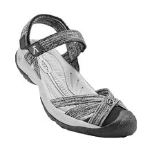 Keen Bali Strap Wmns Sandal - Neutral Gray Black