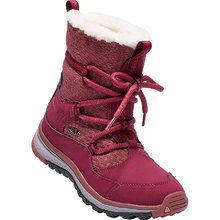 Keen Terradora Apres WP Wmns Winter Hiking Boot - Rhododendron Marsala