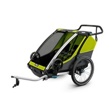 Thule Chariot Cab Trailer 2 Child