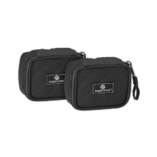 Eagle Creek Pack-It Original Quilted Mini Cube Packing Case Set - Black