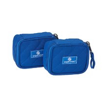 Eagle Creek Pack-It Original Quilted Mini Cube Packing Case Set - Blue Sea