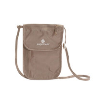 Eagle Creek Undercover Neck Wallet DLX - Khaki