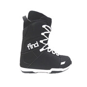 Find Stealth Black Snowboard Boots