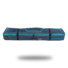 Nitro Tracker Wheelie Bag Blue