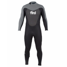 FIND™ Men's Steamer Long Sleeve & Leg Neoprene Wetsuit