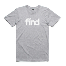 FIND™ T-Shirt Grey 'Team Print' Small