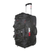 BlackWolf Bladerunner Wheeled Duffle Bag 60+20 - Black