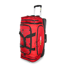 BlackWolf Bladerunner Wheeled Duffle Bag 80+20 - Chilli