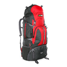 BlackWolf Bugaboo Trek Hiking Travel Pack 70+10 - Chilli