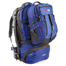 BlackWolf Cedar Breaks 65 Hiking Travel Pack - Blue