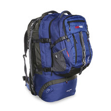 BlackWolf Cedar Breaks 75 Hiking Travel Pack - Blue