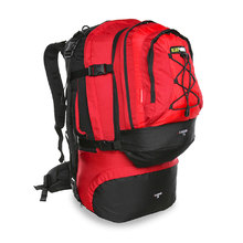 BlackWolf Cancun 70 Hiking Travel Pack - Chilli