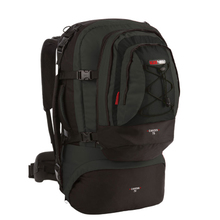 BlackWolf Cancun 80 Hiking Travel Pack - Black Titanium