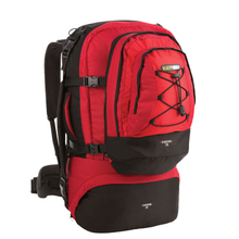 BlackWolf Cancun 80 Hiking Travel Pack - Chilli