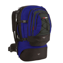 BlackWolf Cancun 80 Hiking Travel Pack - Blue Titanium