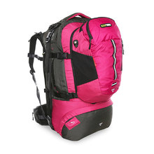 BlackWolf Cuba 65 Hiking Travel Pack - Magenta