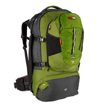 BlackWolf Cuba 65 Hiking Travel Pack - Forest