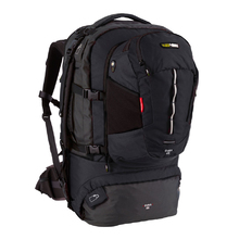 BlackWolf Cuba 90 Hiking Travel Pack - Black