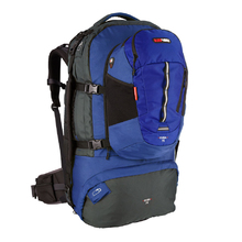 BlackWolf Cuba 90 Hiking Travel Pack - Blue