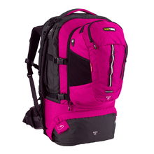 BlackWolf Cuba 90 Hiking Travel Pack - Magenta