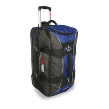 BlackWolf Globerunner II Wheeled Duffle Bag 90L - Blue Titanium