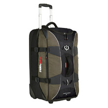 BlackWolf Globerunner II Wheeled Duffle Bag 90L - Black Charcoal