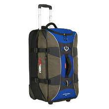 BlackWolf Globerunner II Wheeled Duffle Bag 120L - Blue Titanium