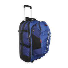 BlackWolf Grand Tour 65 Rolling Travel Pack - Blue