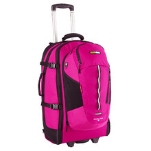 BlackWolf Grand Tour 85 Rolling Travel Pack - Magenta