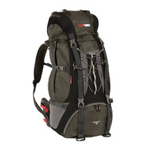 BlackWolf McKinley 65 Trek Hiking Travel Pack - Black