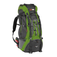 BlackWolf McKinley 85 Trek Hiking Travel Pack - Forest