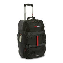BlackWolf Ridgerunner 60 Wheeled Duffle Bag - Black