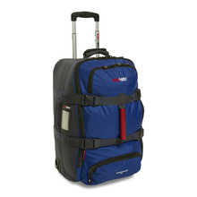 BlackWolf Ridgerunner 60 Wheeled Duffle Bag - Blue