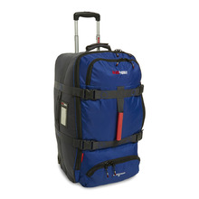 BlackWolf Ridgerunner 80 Wheeled Duffle Bag - Blue