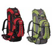 BlackWolf Sierra Hybrid 65L Travel Rucksack