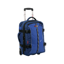 BlackWolf Kinetic Wheeled Luggage Bag - Blue