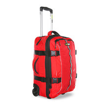 BlackWolf Kinetic Wheeled Luggage Bag - Chilli