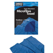360 Degrees Microfibre Towels