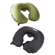 BlackWolf Neck Pillow