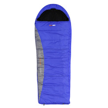 BlackWolf 3D Jumbo 500 Sleeping Bag - Blue