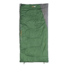 BlackWolf King Camper Sleeping Bag - Green/Forest
