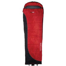 BlackWolf Backpacker 200 Sleeping Bag - Red