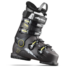 Alpina XTRACK 70 Black-Gold Men's Ski Boots - 280