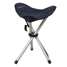 Kookaburra Steel Camp Stool Blue